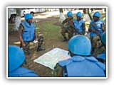 United Nations Civil-Military Coordination (UN-CIMIC) course image.