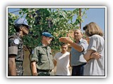 Human Rights and Peacekeeping course image.