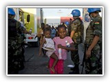 Peacekeeping and International Conflict Resolution course image.