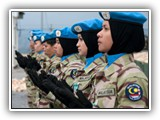 Implementation of the UN SCRs on WPS course image.