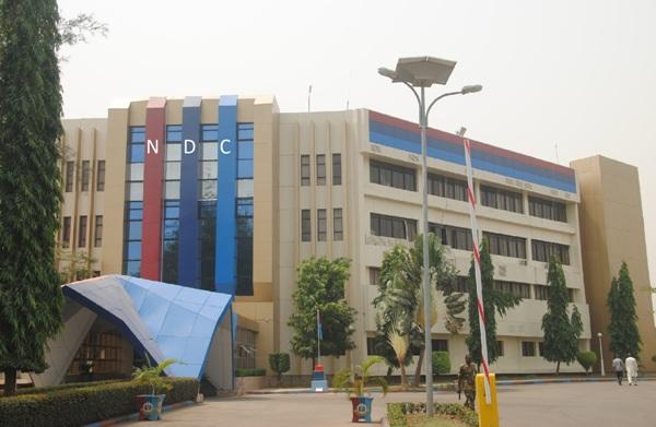 NDC welcome image.