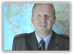 Photo of Chief Superintendent Ralf Gehling.