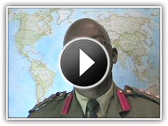 Video testimonial by Brigadier General Christopher Chellah (SADC-RPTC).
