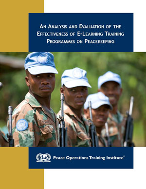Cover of ELAP internal study